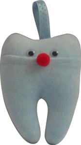 kék fogpárna