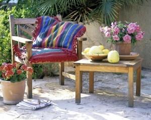 Így varázsolhatod a teraszt az otthoni pihenés helyszínévé