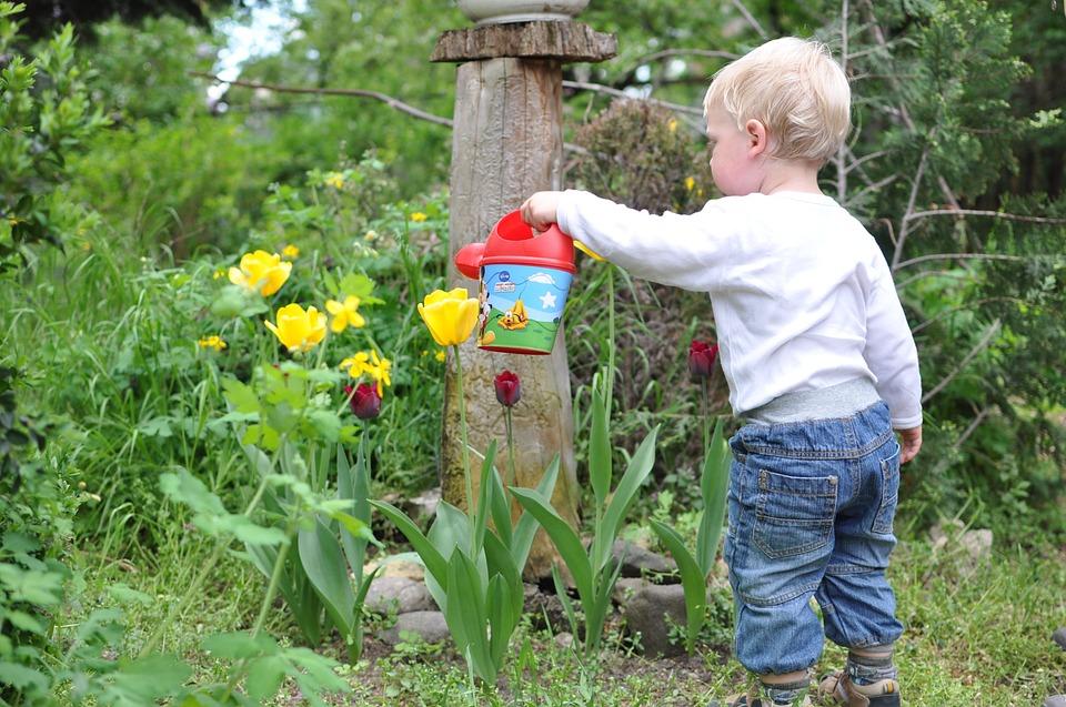 Így kertészkedj a gyerekkel!