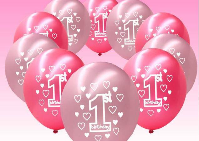 Így ünnepeld a baba első születésnapját!