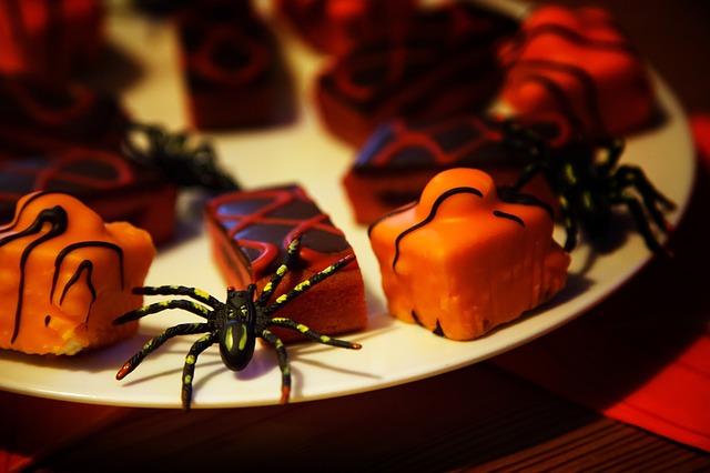 Csináld magad nasik Halloween-re: kísértetiesen finomak