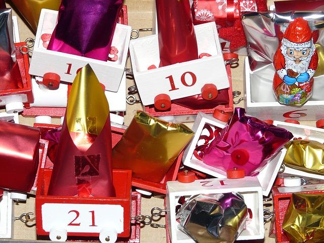 DIY: 8 variáció adventi naptárra