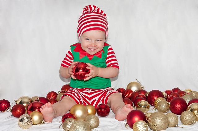 """A baba első karácsonya: a """"bébibiztos"""" ünnepért"""