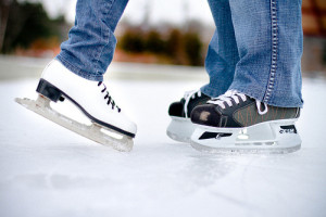 korcsolyázás