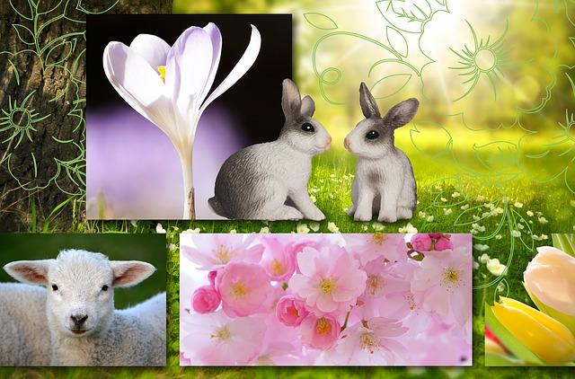 5 bájos húsvéti vers kicsiknek