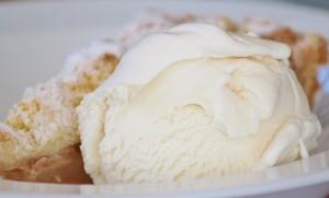vanília fagylalt