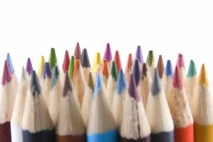 színesceruzák
