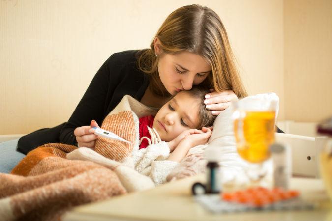 A legjobb népi gyógymódok, ha köhög a gyerek