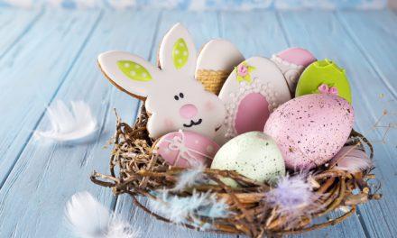 Puha húsvéti mézeskalácsok: meseszép sütik az ünnepi asztalra
