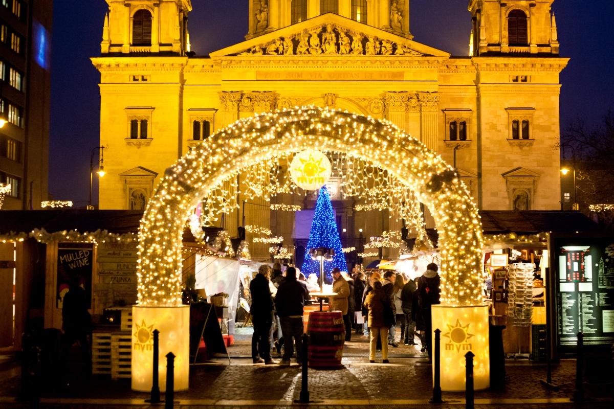 Környezetbarát Adventi Ünnep a Bazilikánál: hangulatos karácsonyváró program