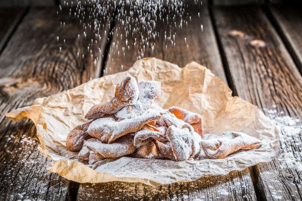 Fantasztikus forgácsfánk régi családi recept szerint: farsangi időszakban kötelező