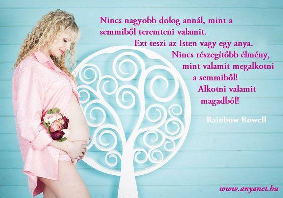 anyasággal kapcsolatos idézetek Csodás idézetek az anyaságról: mindegyik igaz | Anyanet