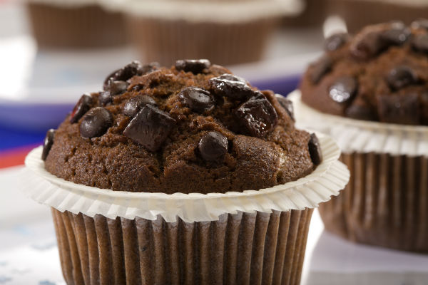 Mennyei triplacsokis muffin: ez lesz a család kedvence