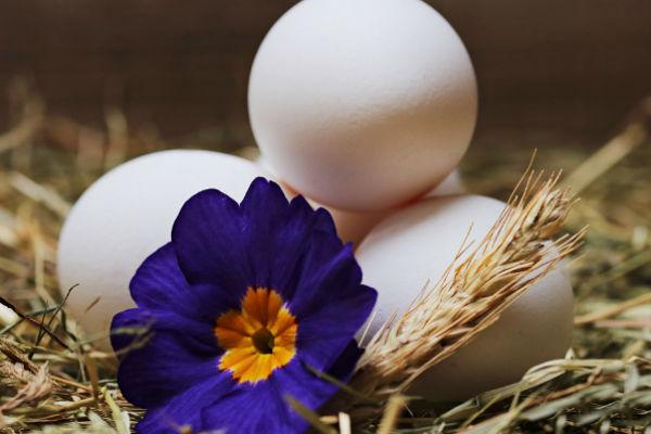 Így díszíts tojást nyomdákkal: káprázatos, mégis egyszerű