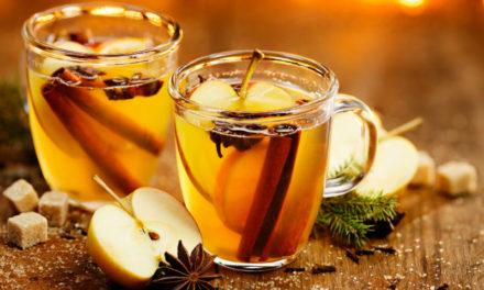 Forró, fűszeres teapuncs: ezt a gyerekek és a kismamák is megihatják