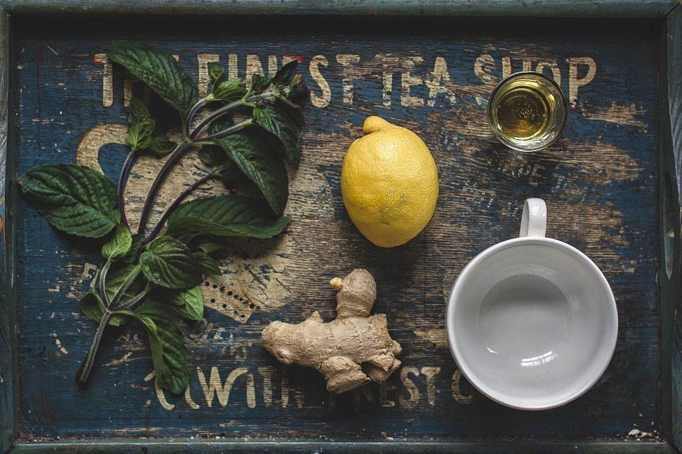 Mézes, citromos gyömbértea megfázásra: már a nagyi is ezt itta