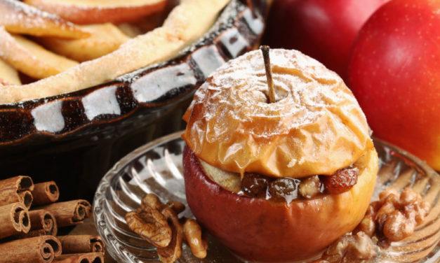 Fűszeres, illatos töltött, sült alma: ünnepi desszert is lehet