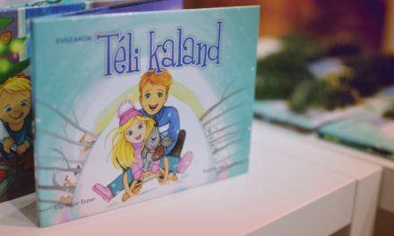 Játssz velünk, nyerd meg a könyveket! Csodálatos gyermekverseit mutatta be Major Eszter, Kecskés Anna illusztrációival