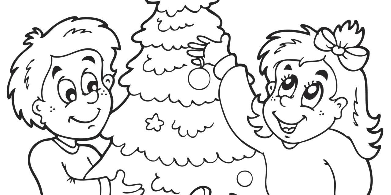 Mesés karácsonyi színezők: ezeket nyomtasd ki a gyereknek