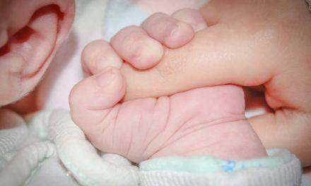 Szombathelyen született az év első babája