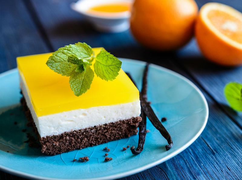 Az üdítő Fanta szelet receptje: az egyik kedvenc retró sütink