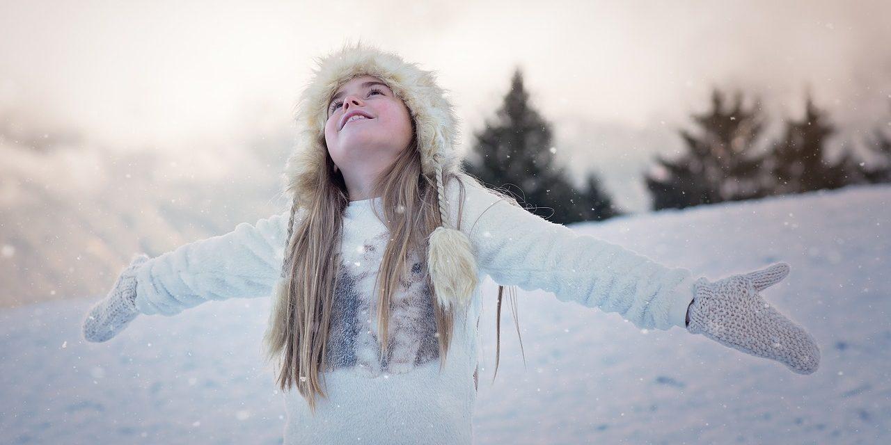 5 aranyos vers a hóról: ezeket gyermeked is örömmel megtanulja