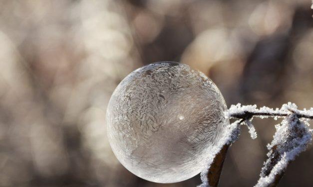 Így készíts mesés jégbuborékot: végre elég hideg lesz hozzá!