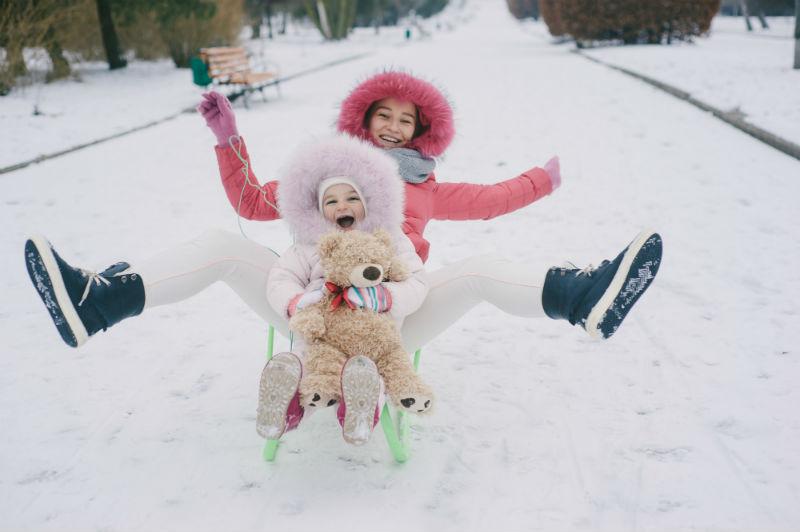 15 szuper havas játék: az egész család jól mókázik