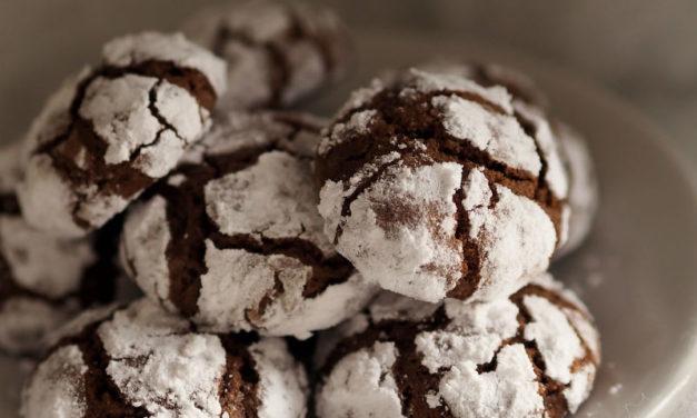 Csodás csokis pöfeteg, avagy az egyik legegyszerűbb keksz