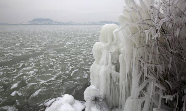 A tél szépségei: mesés havas, jeges tájak Magyarországon
