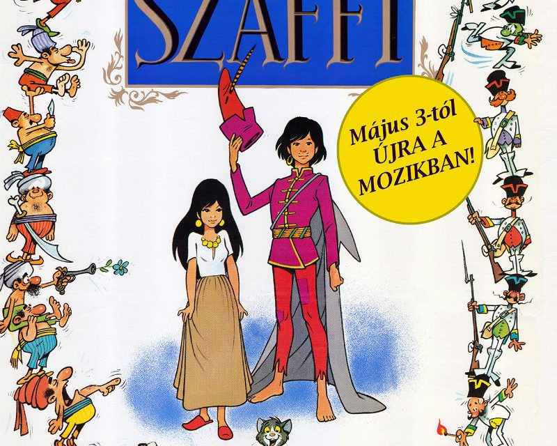 A máig népszerű Szaffi felújítva ismét a mozikban: most már gyermekeddel együtt élvezheted