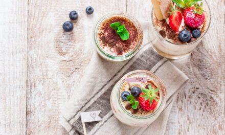 Krémes epres tiramisu: legalább olyan jó, mint a klasszikus