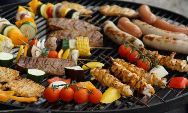 Indul a grillszezon – Így készíts egészséges grillételeket