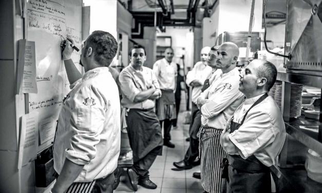 A világ legjobb olasz éttermei közé került a Pomo d'or: Gianni büszke lehet