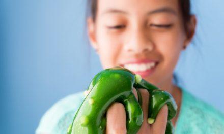 Így készíts tuti slime-ot: a biztos recept mérgek nélkül