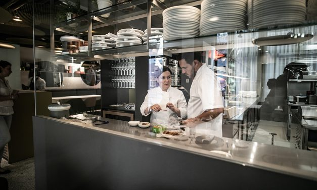 Szombaton nyílik Szulló Szabina és Széll Tamás saját fine dining étterme, a STAND