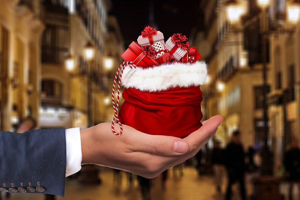 Megnyílt a világhírű londoni áruház karácsonyi vására