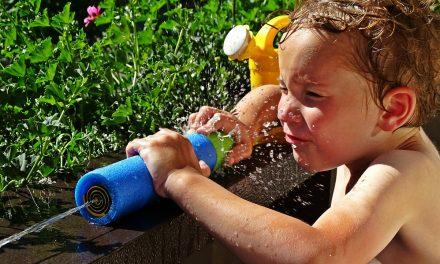 7 ötlet vizes játékokhoz a szabadban: kánikulában ez a nyerő