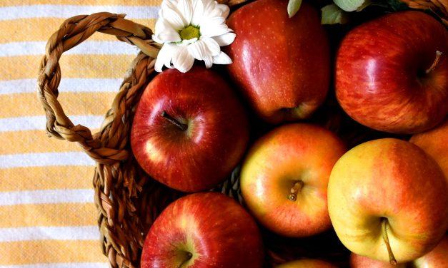 A legaranyosabb almás versek és mondókák: a gyerekek könnyen megtanulják