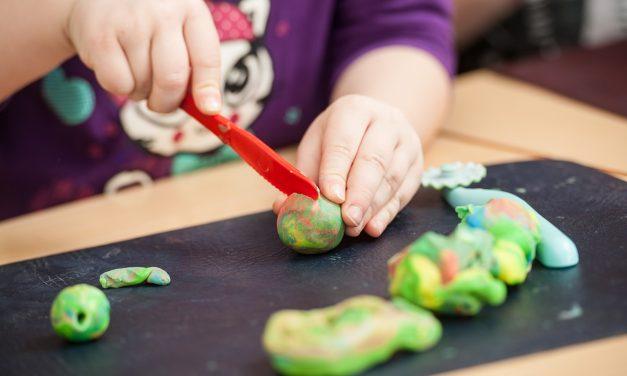 5+1 érv a gyurmázás mellett: gyermeked is imádni fogja