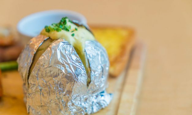 Ínycsiklandó töltött sült krumpli: hideg esték kedvence