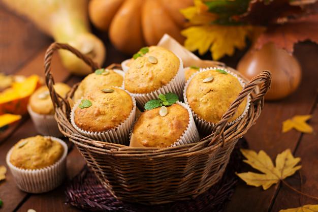 Mennyei sütőtökös muffin: ősszel sokszor meg fogod sütni