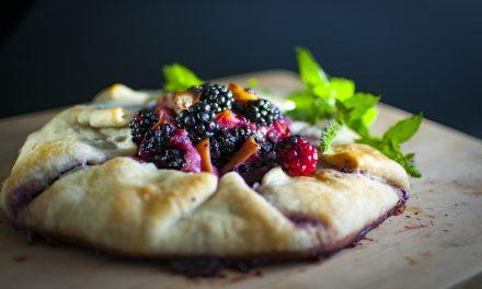 Őszköszöntő szedres galette: a franciák omlós, rusztikus pitéjét imádni fogod