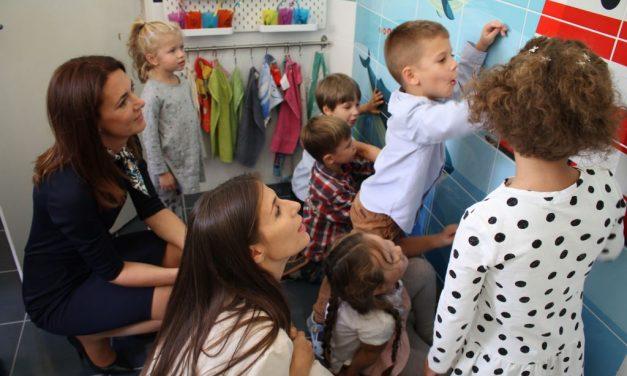 Az óvodás gyerekek találhatták ki saját álommosdójukat