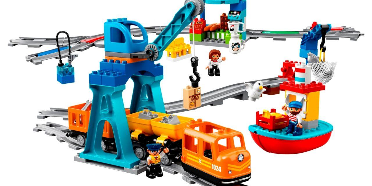 50 éves a LEGO® DUPLO®: számos érdekesség a kicsik kedvencéről!