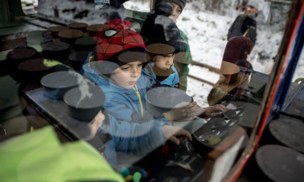 Galéria: remek programok, sok érdeklődő a Gyermekvasút nyílt napján