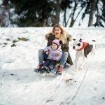 A legjobb budapesti szánkópályák: ide érdemes menni, ha jót akar csúszni a család
