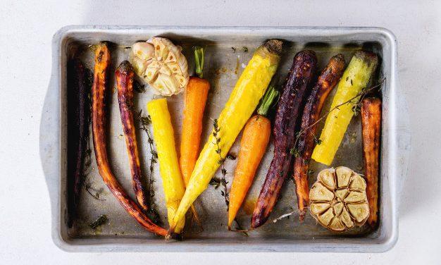 Fűszeres, tepsiben sült répa: fantasztikus tavaszi köret vagy vacsora