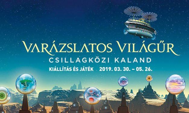 A varázslatos világűr – csillagközi kaland címmel nyílik interaktív kiállítás szombaton a Vajdahunyadvárban