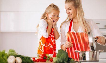 Ezért főzzük gyerekekkel közösen az ünnepi menüt!
